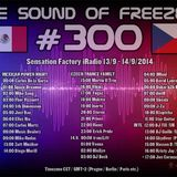 The Sound Of Freezer 300 - J-Zo Guestmix (14-09-2014)