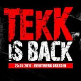 DEXXTER @ Tekk Is Back - Core Nation Floor - Eventwerk Dresden - 6 bis 7 Uhr