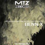 """MTZ Records presents """"Benn-X Podcast April 2018"""""""