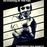 Glossop Record Club - An Evening of The Fall (March 2018)