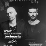 Technasia b2b Hector - Ultra Music Festival Europe - @Split, Croatie - 16/07/2017