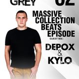 Matthew Grey - Massive Collection Beats Episode 062 (incl. Depox & Kylo Guest Mix) [08.04.2015]