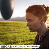 SECAS Episodio 12 (II Temporada) Amy Adams: American Hustle, Arrival y Nocturnal Animals