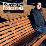 Bodytonic Podcast 043 : Lerosa