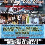 The Way We Were Boat Dance - DJ Legs 2019