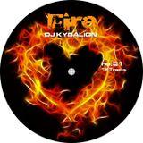 Kizomba 021 - Fire - DJ KYBALiON