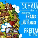 23.08.2013 | Jan Hanke @ Schaum Of Butan | All Night Long