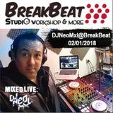 "DJNeoMxl@BreakBeat-Studio ""Transmission Live"""