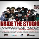 INSIDE THE STUDIO W/ QUESTLOVE MIX