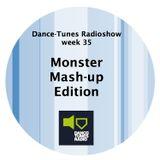 "Dance-Tunes Radioshow week 35 ""Monster Mash-up Edition"""