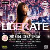 "LIBERATE WEEKLY MIX VOL.112""Spring"" MIXED BY SHOTA"