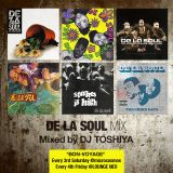 DE LA SOUL MIX (Mixed by DJ TOSHIYA)