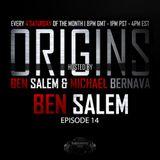 Ben Salem - Origins EP14 - TM-Radio May 2017