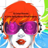 A Little Party Never Killed Nobody (DJ Celso Ricardo Maio '13)