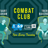Combat Club: Episode 3 - Sam Wilkinson