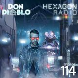 Don Diablo : Hexagon Radio Episode 114