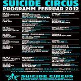 Pierre @ Suicide Techno Night - Suicide Circus Berlin - 17.02.2012