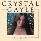 Crystal Gayle – Somebody Loves You  1975  Japan