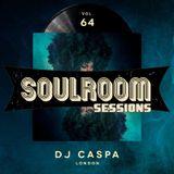 Soul Room Sessions Volume 64 | DJ CASPA | London