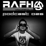 RAFH Podcast :: Episode 026 ::