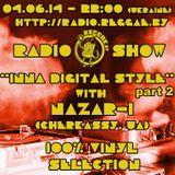 """Inna Digital Style"" Radio Show at Dubranach Radio 04/06/14 part 2"