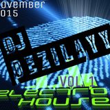 DJ DEZILAYY'S ELECTRONIC MIX ''DEMO'' (2015)