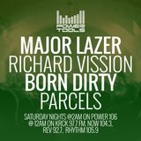 Powertools Mixshow - Episode 7-8-17 Ft: Richard Vission, Major Lazer, Born Dirty, & Parcels