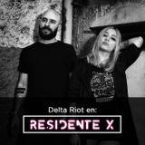 DJ Set Delta Riot Residente X