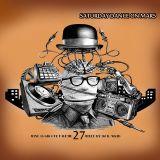 MINE IS GROOVE VOLUME 27 (SATURDAY DANCE ON MARS) (mixed by dj rawkid)