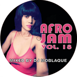 AFRO JAM 18. LACED Y DJ moblaQue