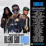 Blend God Radio Episode #78 (New Hip Hop Blends & R&B)