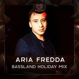 Aria Fredda - Bassland Holiday'19 Mix 2019-01-17