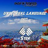 Universal Language 007