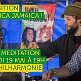 ROOTS MEDITATION LIVE @ PHILHARMONIE DE PARIS 2