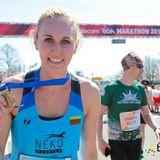 Bėgikai.lt #76 | Giedrė Rutkauskaitė: bėgimas man – gyvenimo būdas, aistra ir poreikis