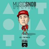 DJ Automatic Music Snob Monthly Mix Vol 1 - Duets