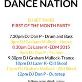 DANCE NATION CALON 105FM EPISODE 17