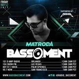The Bassment 05/12/17 w/ Matroda