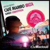 Sunset on Cafe Mambo