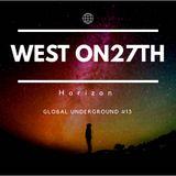 WEST ON 27TH presents HORIZON live @ magic phangan studio thailand