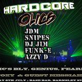 Hardcore Olics - Base Bar July 2012 - DJ Azzy D - Mc's Bly, Kritical & Azza