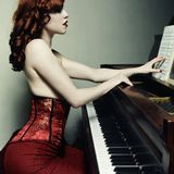 Melancholy and Dreamy Modern Piano Music