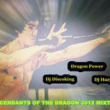 『壹陆叁』- Descendants Of The Dragon 2012 Mixtape