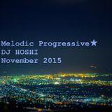 【Melodic Progressive ★ November 2015】