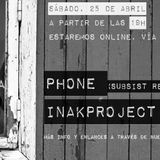 LVE 001_Phone [Subsist Records] (25.4.2015)