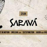 Cricket - Saravá DJ Contest 21.04 La Paz Club