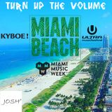 Turn Up The Volume Miami Special Edition 2018