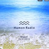 Miguel w/Hamon radio Tokyo