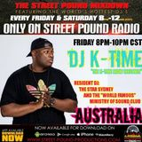 DJ K-Time Street Pound Radio Nashville TN, USA Mix