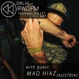RWD.FM w/ Mad Hiaz